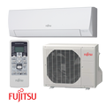 Inverter Air conditioner FUJITSU ASYG12LLCC / AOYG12LLCC with A++/A+ energy class of cooling / heating