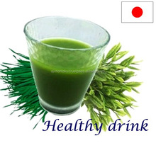 Healthy wholesale juices Aojiru green juice , small lot order available