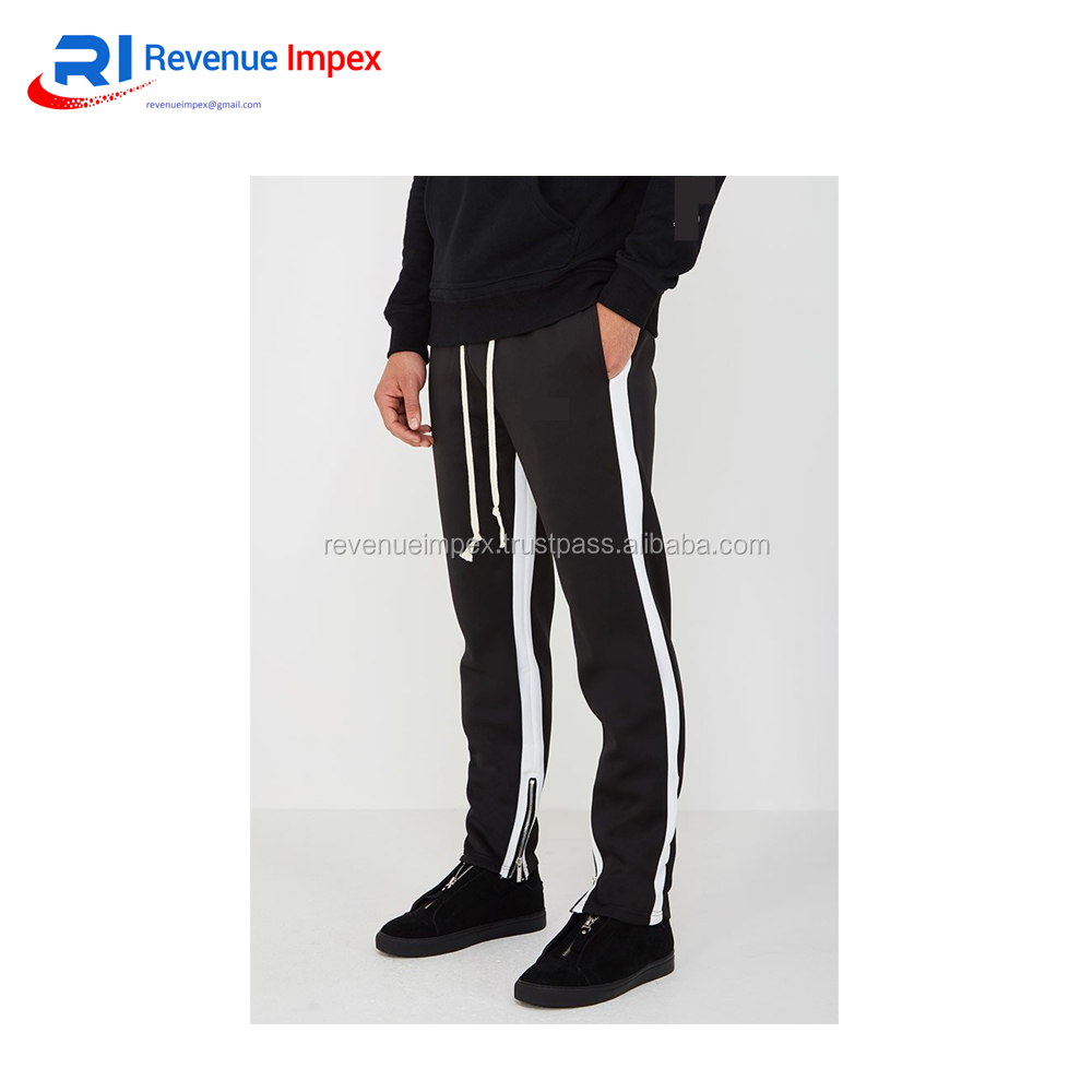 sports trouser with drawstring