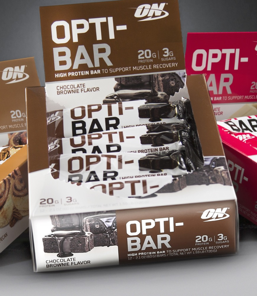 OPTI-BAR PROTEIN SUPPLEMENTS