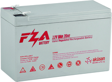 12 v 9 Ah AGM lead acid battery storage battery