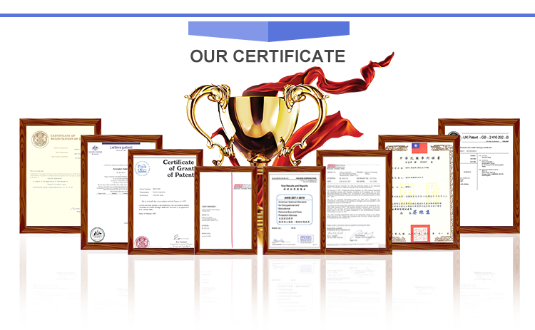 Blue Eagle Certifications