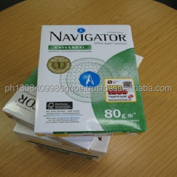 Navigator , A4 Copy Papers (210 x 297mm), A3 Copy Paper: (420x 297mm), Multipurpose Paper Letter Size: 8.5 x 11-inch (216 x 279