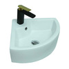 Bathroom Wall Hung Washing Basin MONTE CRISTO VB 2019