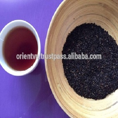 2018 premium tea collection vietnam black tea dust