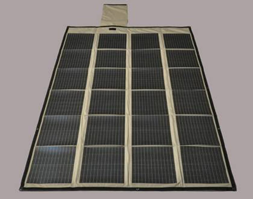 FM16-7200 120W foldable solar panel