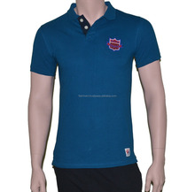 230 GSM High Quality Custom Logo Collared Polo T-Shirts