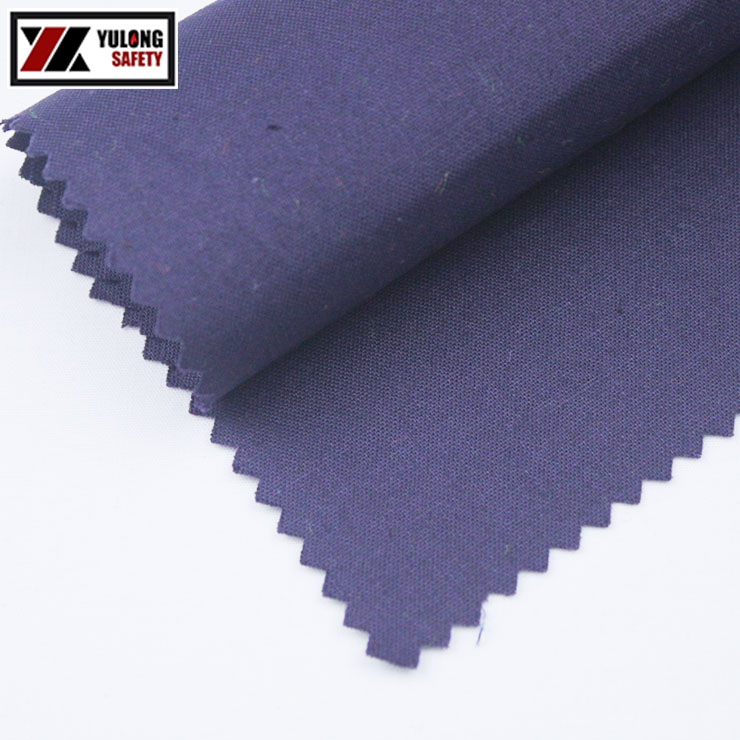 Cotton Nylon Fire Resistant Fabric For Electrician Coverall