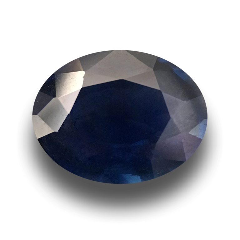 5.08 CTS|Natural Unheated Blue Sapphire|Loose Gemstone|Ceylon-NEW
