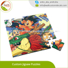 Family Game, Gift Custom Personalized Jigsaw Puzzle