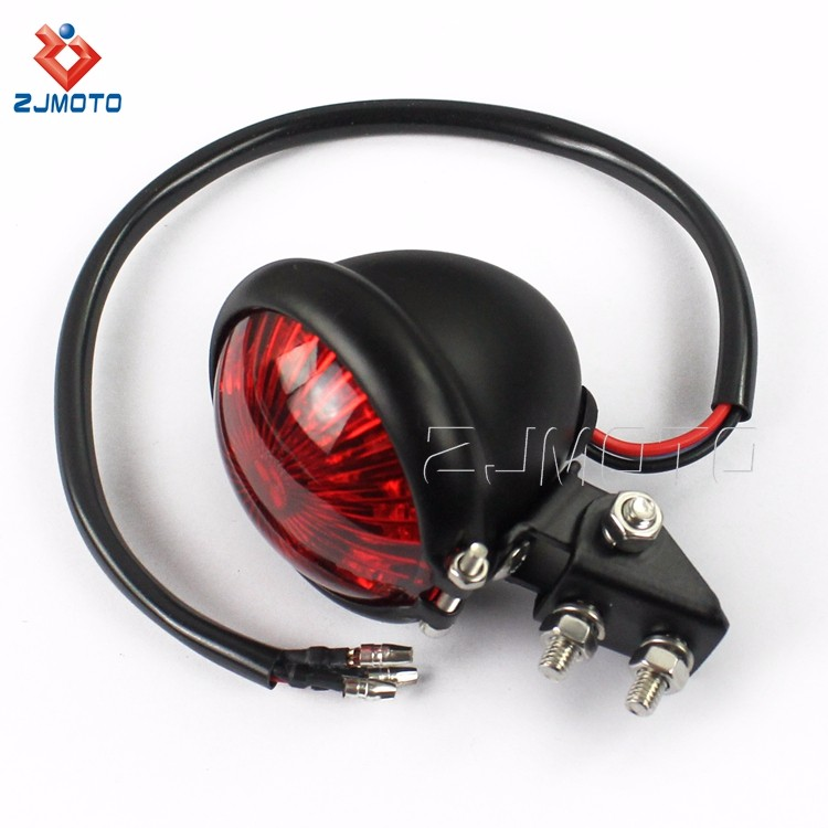 12V LED Tail Light Motorcycle Taillight for Cafe racer/Chopper/Bobber/Scrambler style