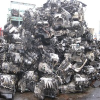100% High Quality Cheap price Aluminum engine block scrap Japan Engines