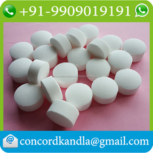 Salt Industrial Grade Sodium Chloride tablets price per ton
