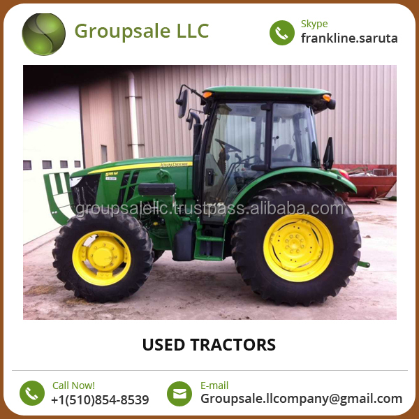 All Types of Used Tractor/ Second Hand Tractor for Export Supply