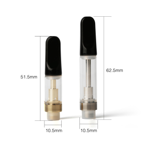 Wholesale CBD Vape Atomizer Clearomizer Cartomizer Tank Vaporizer CBD Cartridge for Thick Oil