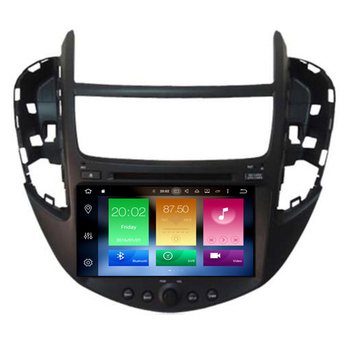 Hifimax Android 8.0 Car Radio DVD GPS Olayer For Chevrolet Trax 2013 Multimedia Navigation System With Octa Core WIFI Bluetooth