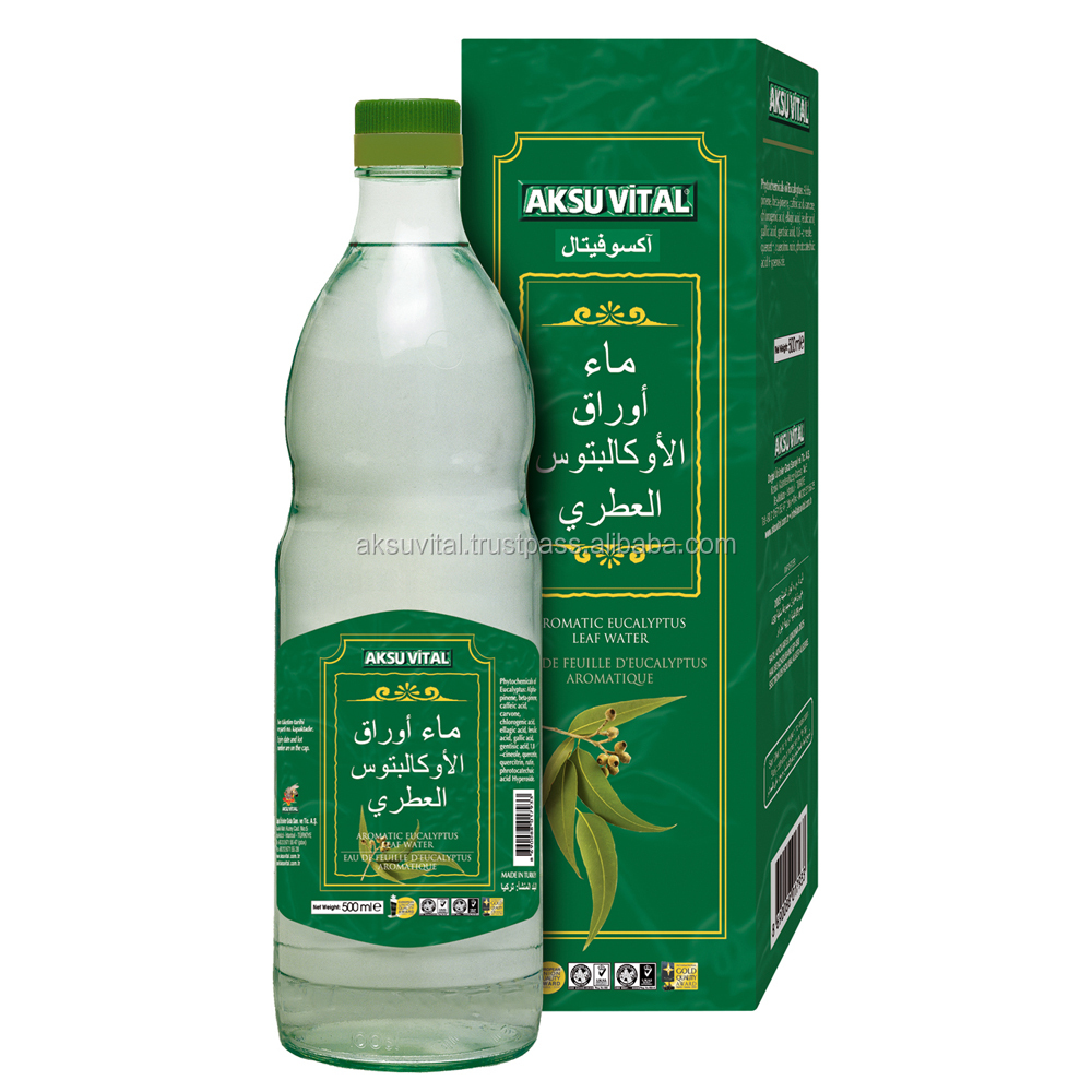 Flower Water Floral Eucalyptus Water Herbal Soft Drink Prices Natural Food and Beverage Products (Bebida) ...