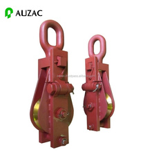 The pulley Japanese manufacturer carbon steel rope sheave pulley for sale