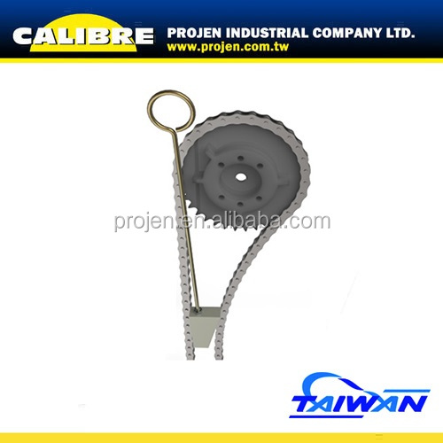CALIBRE Engine Timing Chain Locking Wedge Tool Timing Chain Wedge and Handle