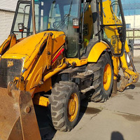 Used backhoe loader JCB 3CX/JCB 4CX/heavy equipment for sale