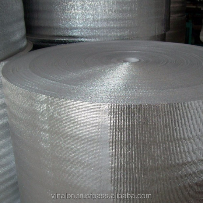 Insulation material / Insulation sheet / Power saving MPET insulating EPE sheet