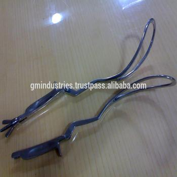 DAS'S OBSTETRICAL FORCEPS WITH TRACTION HANDLE / Surgical Forceps