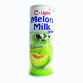 Melon Milk Drink Canned 240ml C-Light brand