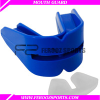 Double side Silicone Boxing Mouth MMA Guard Under Armour gum shield