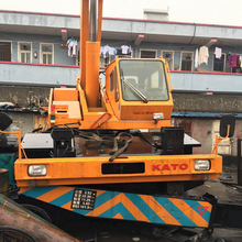 Used Kato KR250 25 Ton All Rough Terrain Crane For Sale