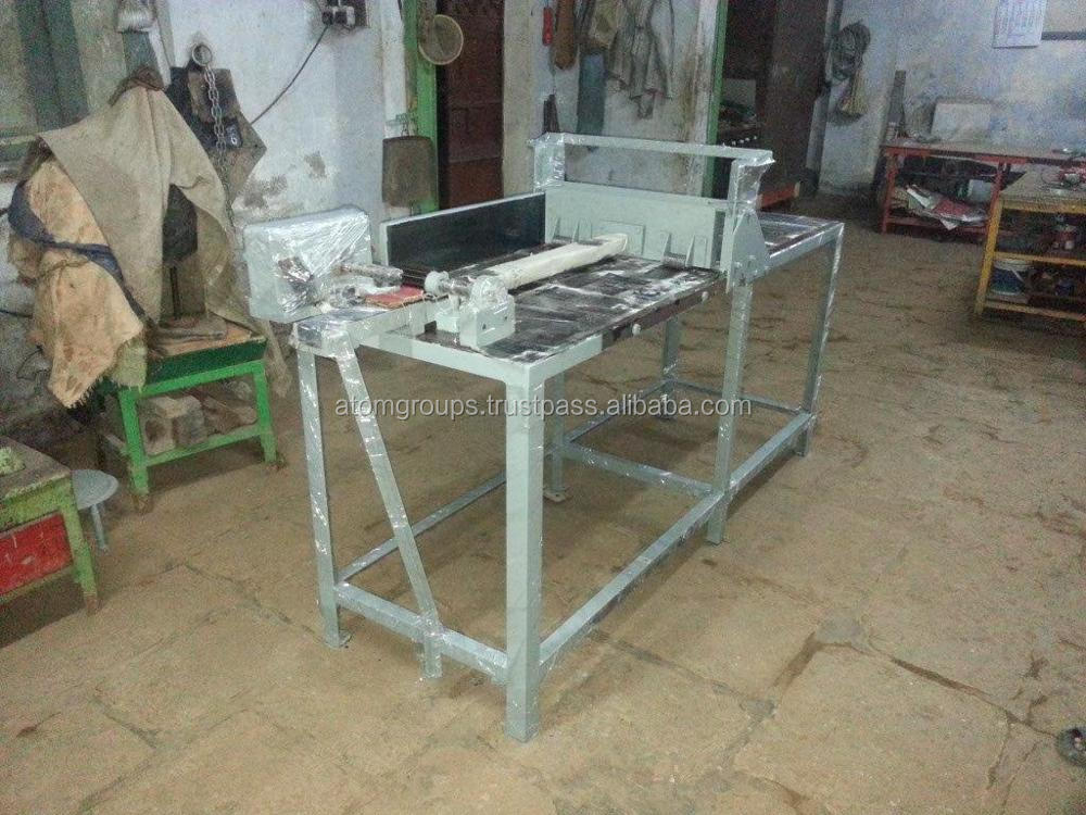Hand Operated Single Soap Cutting Machine No. E - 3