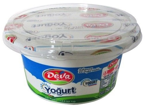 DEVA Yoghurt 750 gr - Greek Yogurt