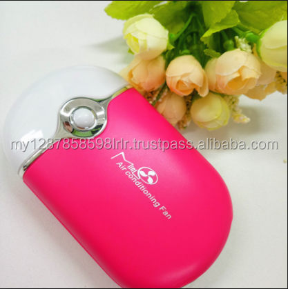 USB Colorful Cooling Handy Fan