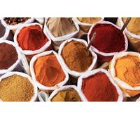 Low price indian spices wholesale organic Pure dried blended turmeric powder