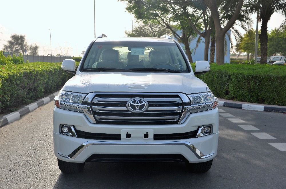 TOYOTA Land Cruiser 4.0 GXR V6 2017