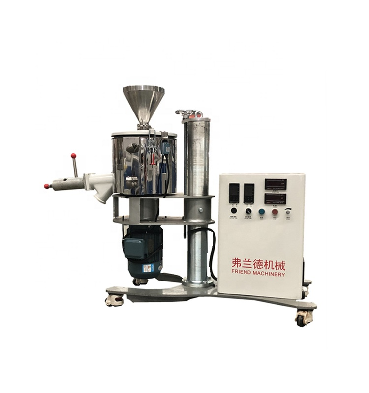 10L High speed plastic PVC powder mixer heating and stirring mixing machine