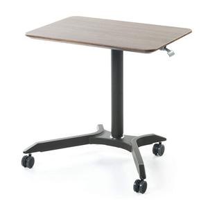 Ergonomic Height Adjustable Sit Stand Computer Table Desk