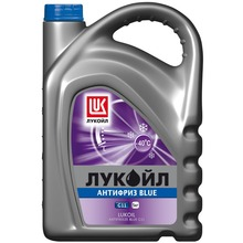 LUKOIL ANTIFREEZE G11 BLUE - Extended Life Coolant antifreeze, 5 kg
