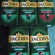 2018 Year Product!!!!! Premium Quality Jacobs Kronung Ground Coffee /250g /500g With Competitive Prices