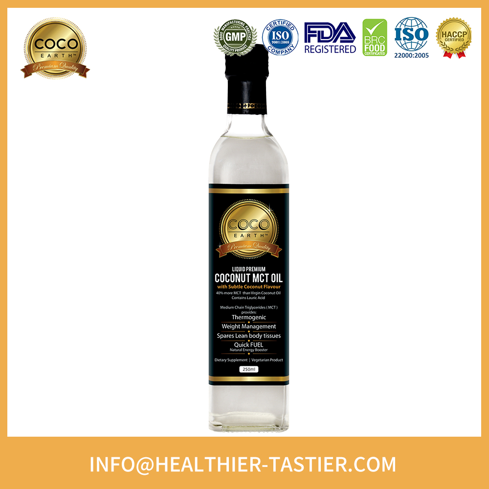 Best Selling High Quality Organic Mct Coconut Oil for wholesale