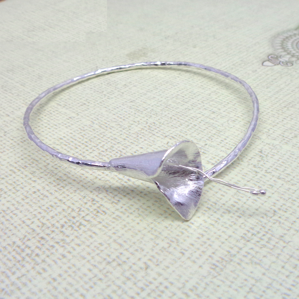 925 Sterling Silver Royal Brand look Bracelet