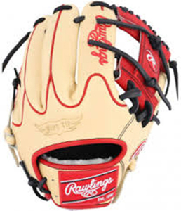Genuine leather fielding sport hand protection baseball gloves