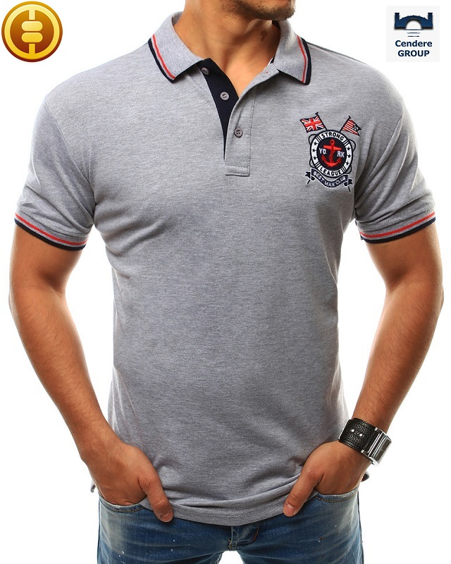 Polo shirt Polo Pique shirt 100% cotton high quality fashion polo shirt