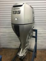 FREE SHIPPING FOR USED HONDA 135 HP 4 STROKE OUTBOARD MOTOR