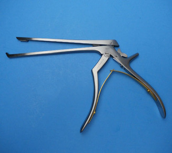Detachable KERRISON Bone Punches Biopsy Rongeurs CE Orthopedic Instruments