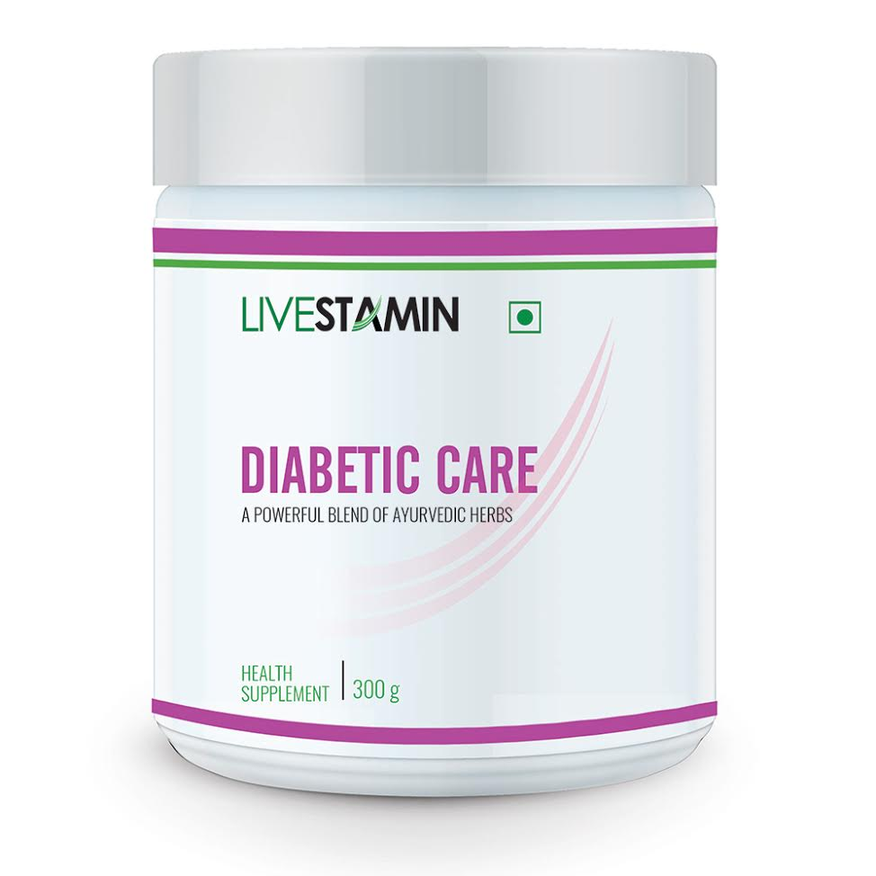 Livestamin Diabetic Powder