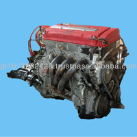 Secondhand / used Japanese car B18C engine for HONDA
