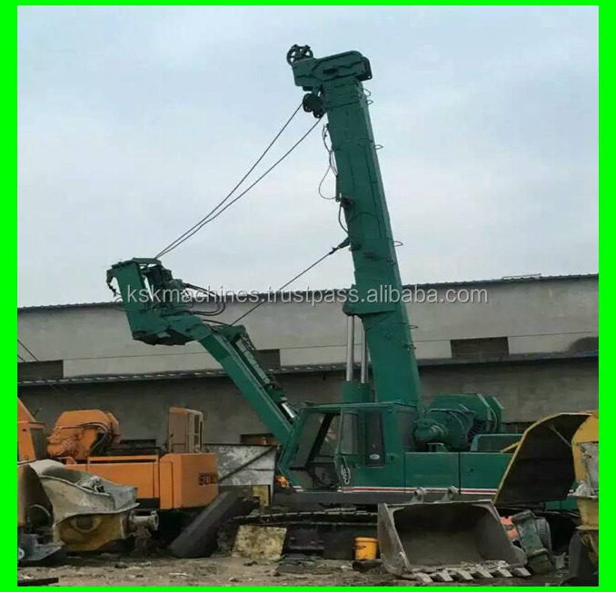 SD307 sumitom0 pilling rig used rotary drilling rig from japan