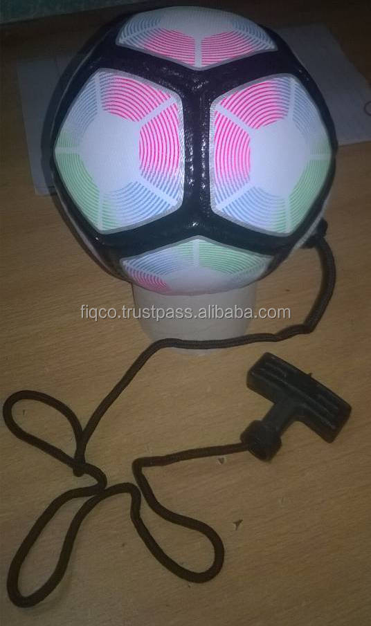 Mini Soccer Ball with Plastic Handle