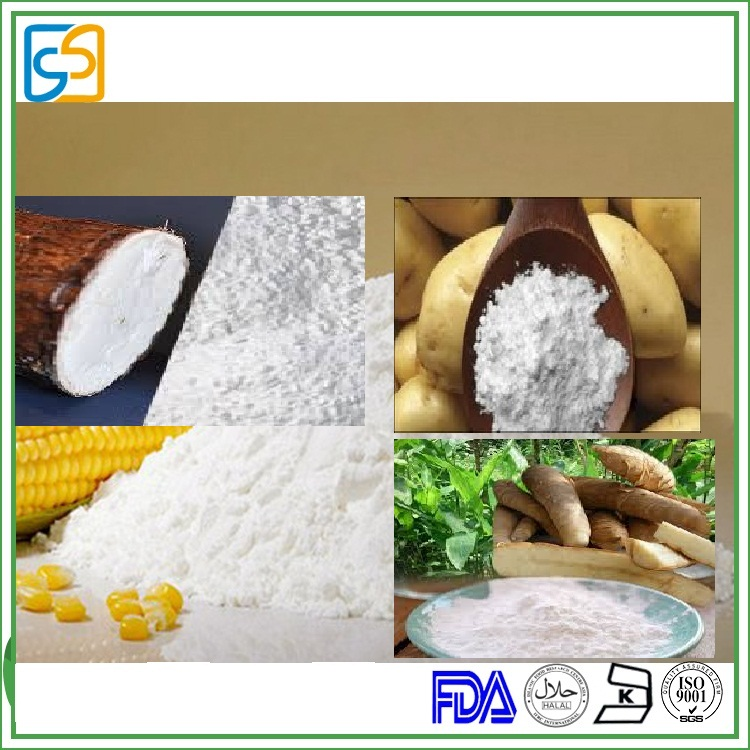 waxy Modified CORN STARCH for paper/ textile / food