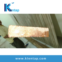 Trade Assurance Good Quality rubber wood acacia finger joint plywood /furniture finger sheets from Kientap JSC